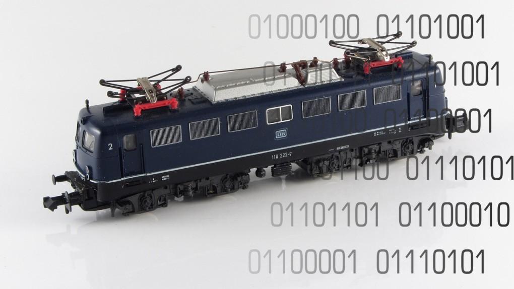 BR 110 von Fleischmann