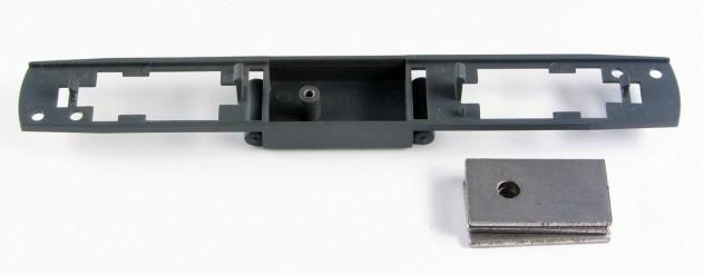 BR 234 Einbauraum für Digitaldecoder
