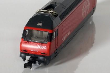 Front RE 460 von MiniTrix