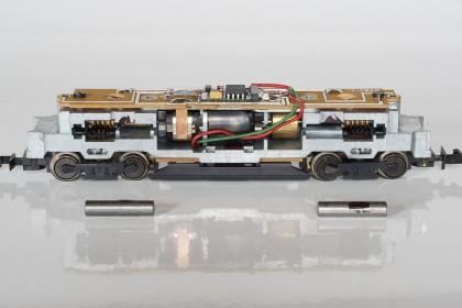 Chassis RE 460 von MiniTrix