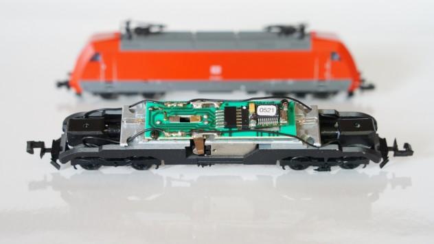 BR 101 mit Digitaldecoder