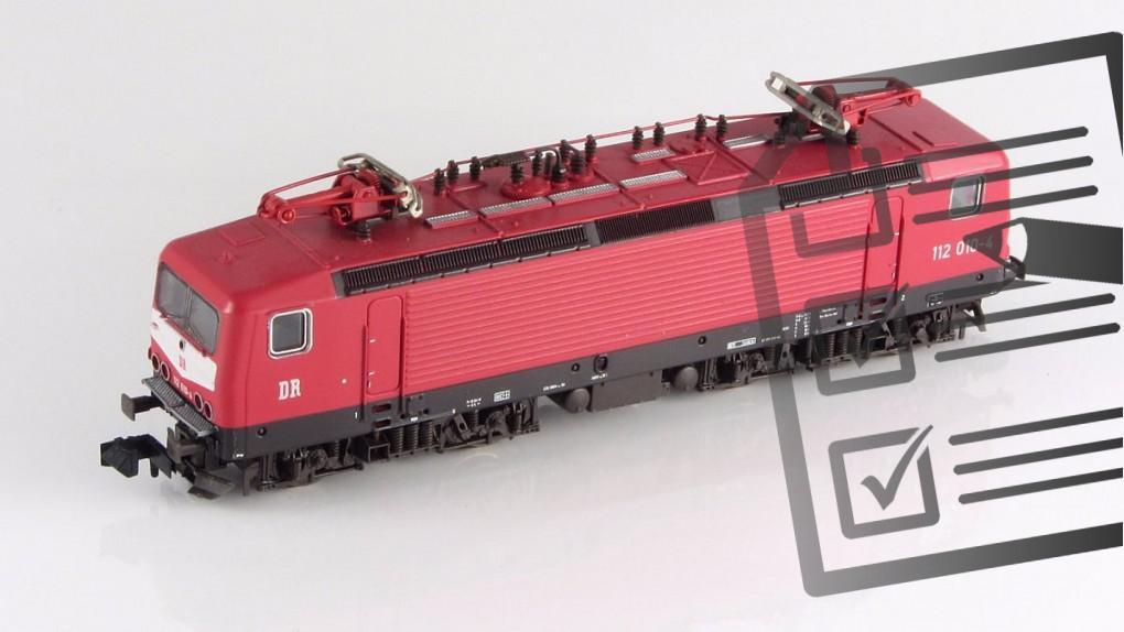 BR 112 von Roco (Art. Nr. 23280)