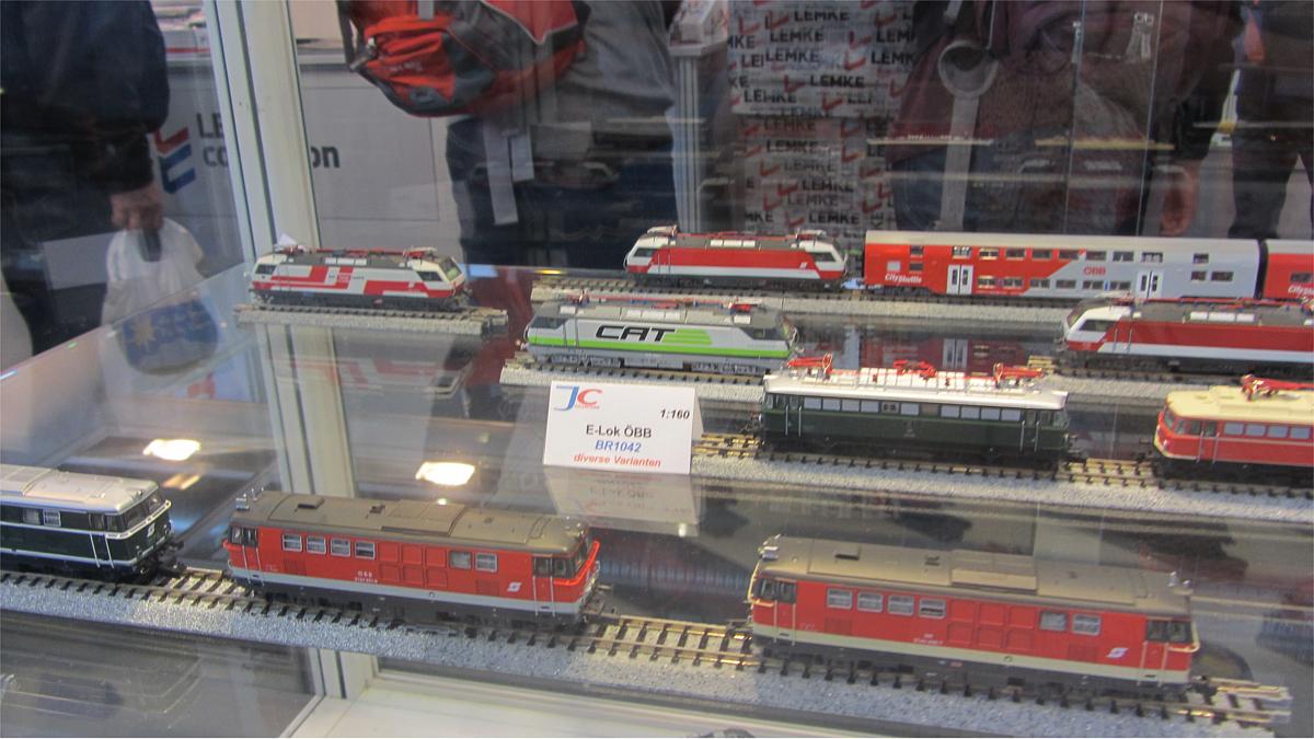 Jägerndorfer Collection N Diesel und E-Loks