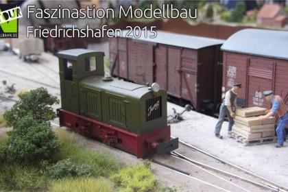 Faszination Modellbau Friedrichshafen 2015