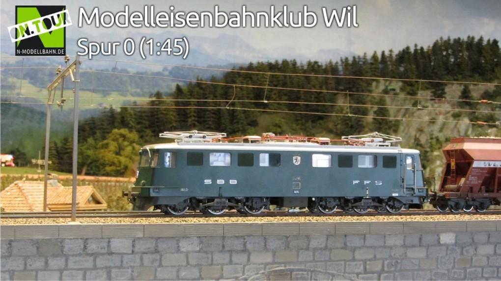 Modellbahnklub Wil