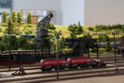 Nur gut gewartete Lokomotiven leisten ihren Dienst zuverlässig