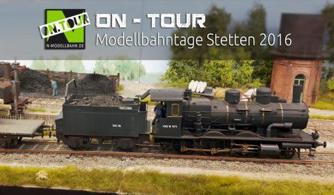 Modellbahntage Stetten 2016