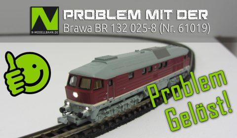BR 132 von Brawa Sound problem gelöst