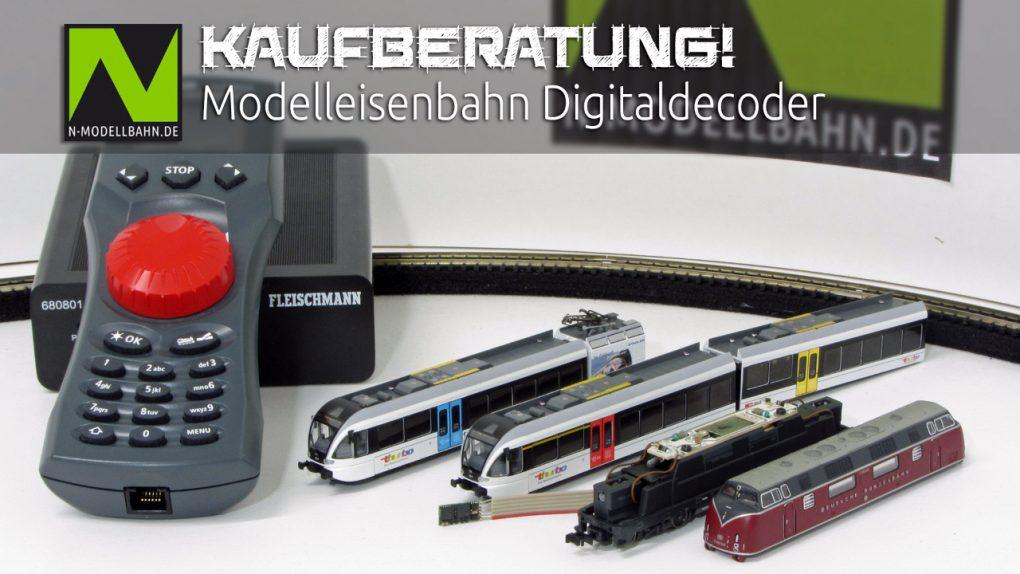 Kaufberatung Modellbahn Digitaldecoder